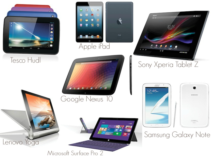 Christmas Presents, Tablets