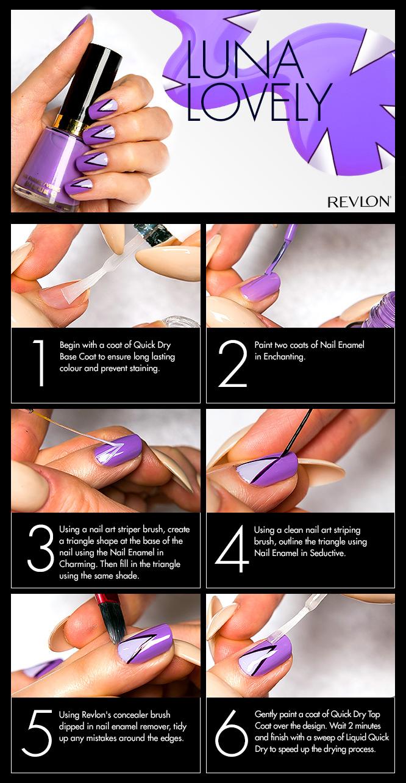Revlon, Nail Art, Manicure, Nails