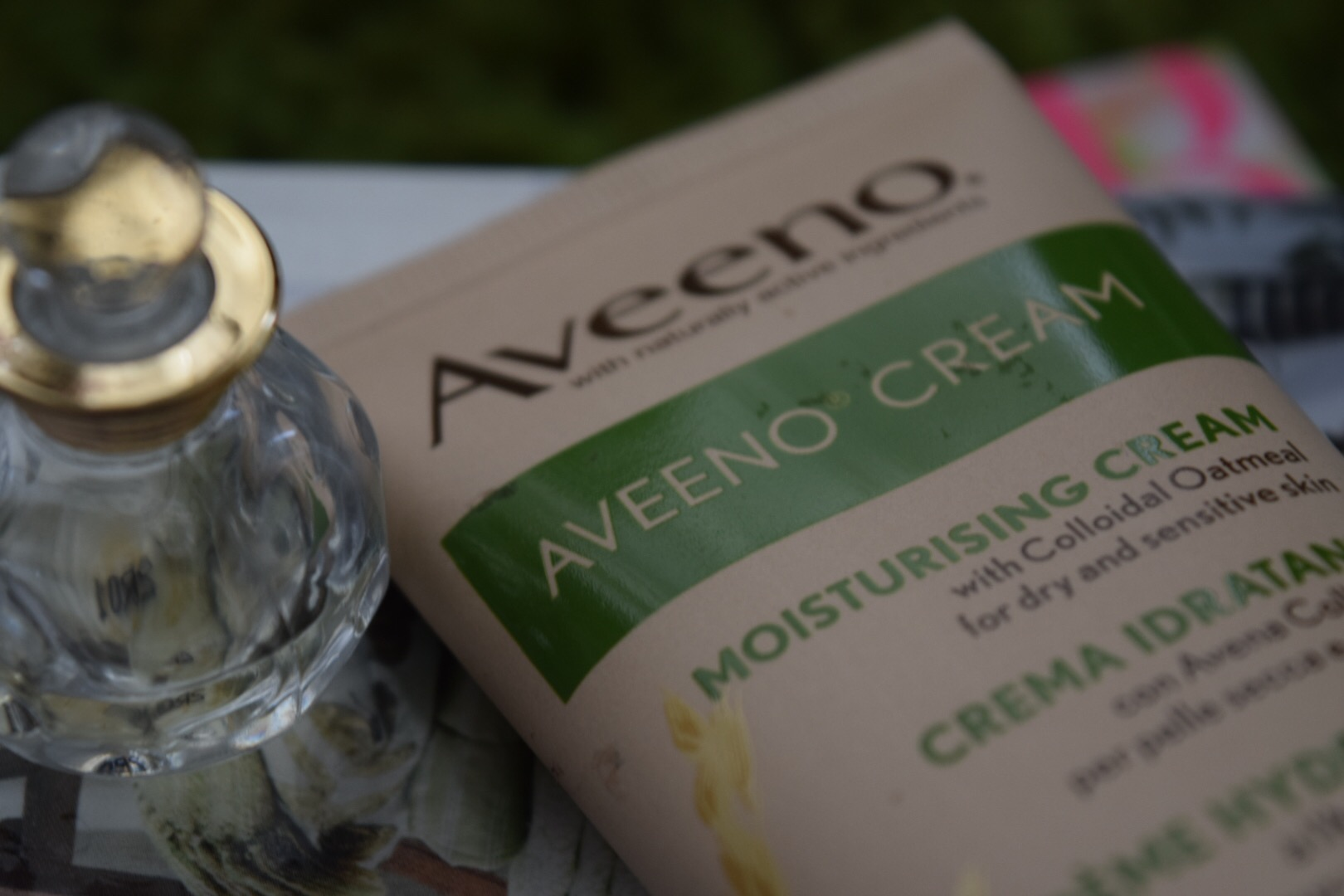 Aveeno Moisturising Cream Review
