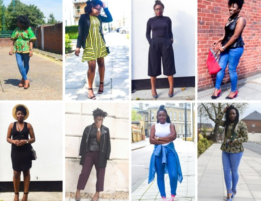 A Year in Outfits