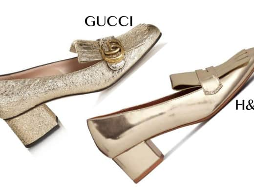 Gucci Marmont Loafer