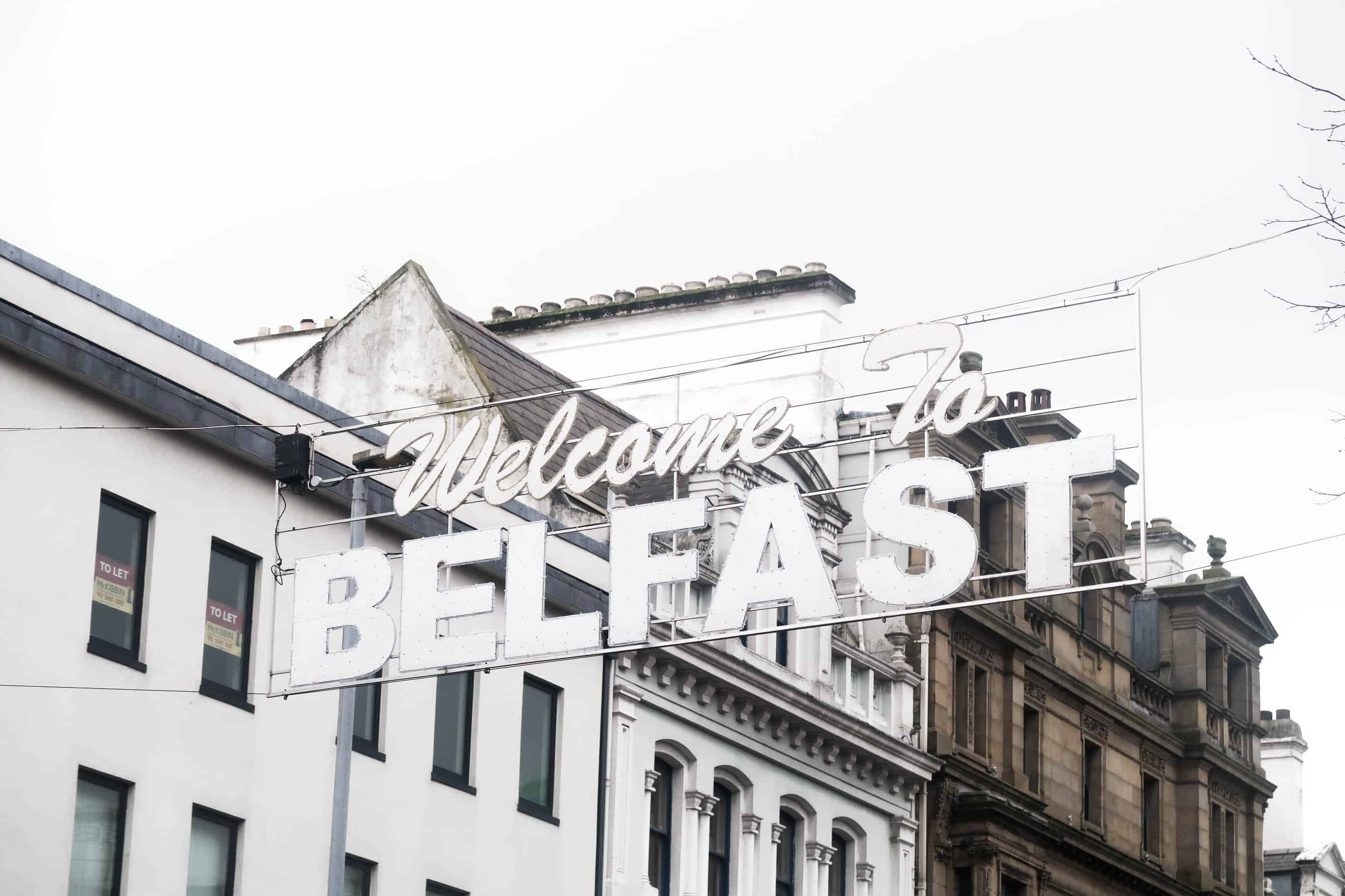 Things to do when you visit Belfast